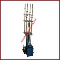 sample extruder hydraulic four piler sample extruder